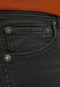 Jack & Jones Junior - Jeans Skinny Fit - black denim - 6