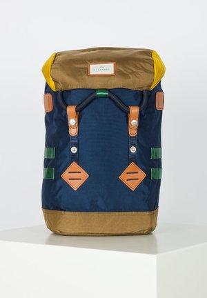 COLORADO SMALL - Rucksack - navy/khaki