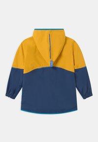 Finkid - AARRE UNISEX - Outdoorová bunda - golden yellow/nautic - 1
