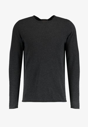 BASIC - Pullover - dark grey