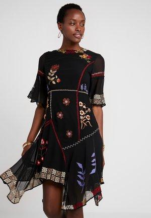 LEMARK - Robe d'été - black