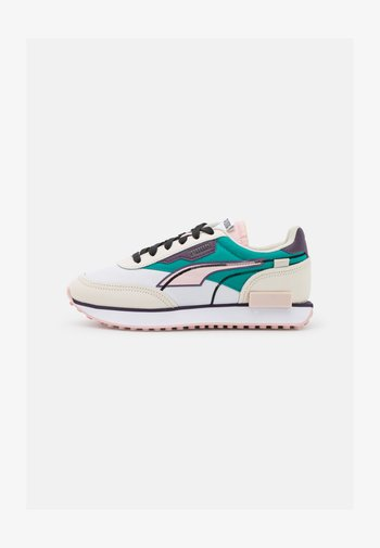FUTURE RIDER TWOFOLD - Trainers - white/lotus/parasailing