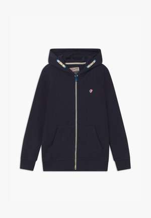 veste en sweat zippée - deep navy