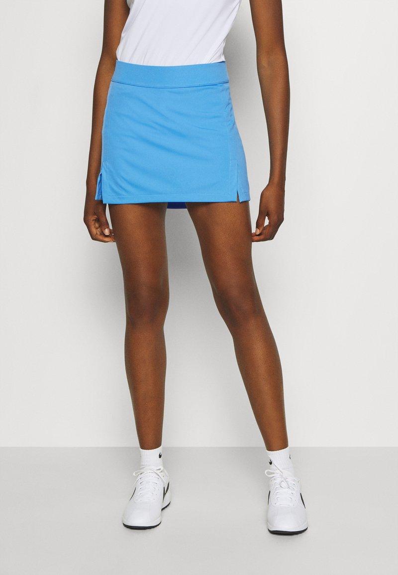 J.LINDEBERG - AMELIE GOLF SKIRT - Sportovní sukně - ocean blue