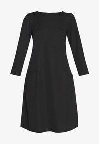 Wallis Tall - BUCKET POCKET SWING DRESS - Trikoomekko - black - 4
