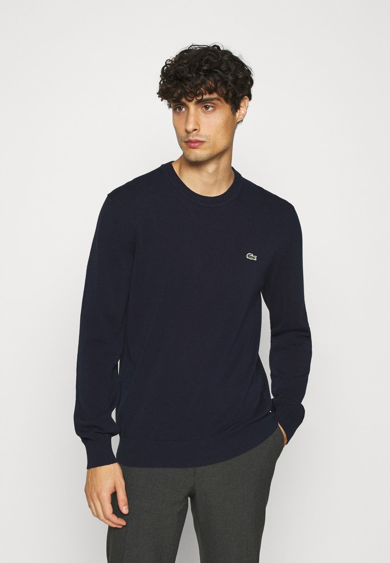 Lacoste - Sweter - navy blue