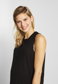 Cotton On Body - MATERNITY ACTIVE CURVE TANK - Top - black - 3