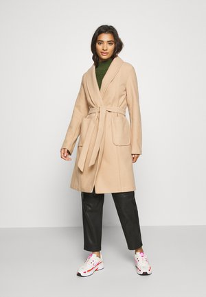 VITULIP COAT - Zimní kabát - soft camel