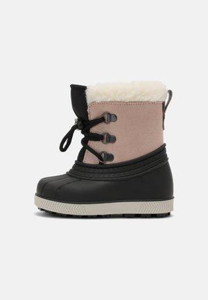 Snowboot/Winterstiefel - beige