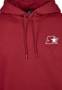 Starter - Huppari - brick red - 7