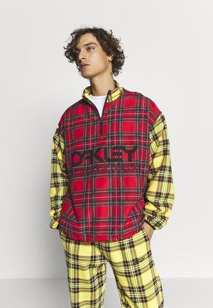 THERMONUCLEAR TARTAN ANORAK - Summer jacket - multi-coloured