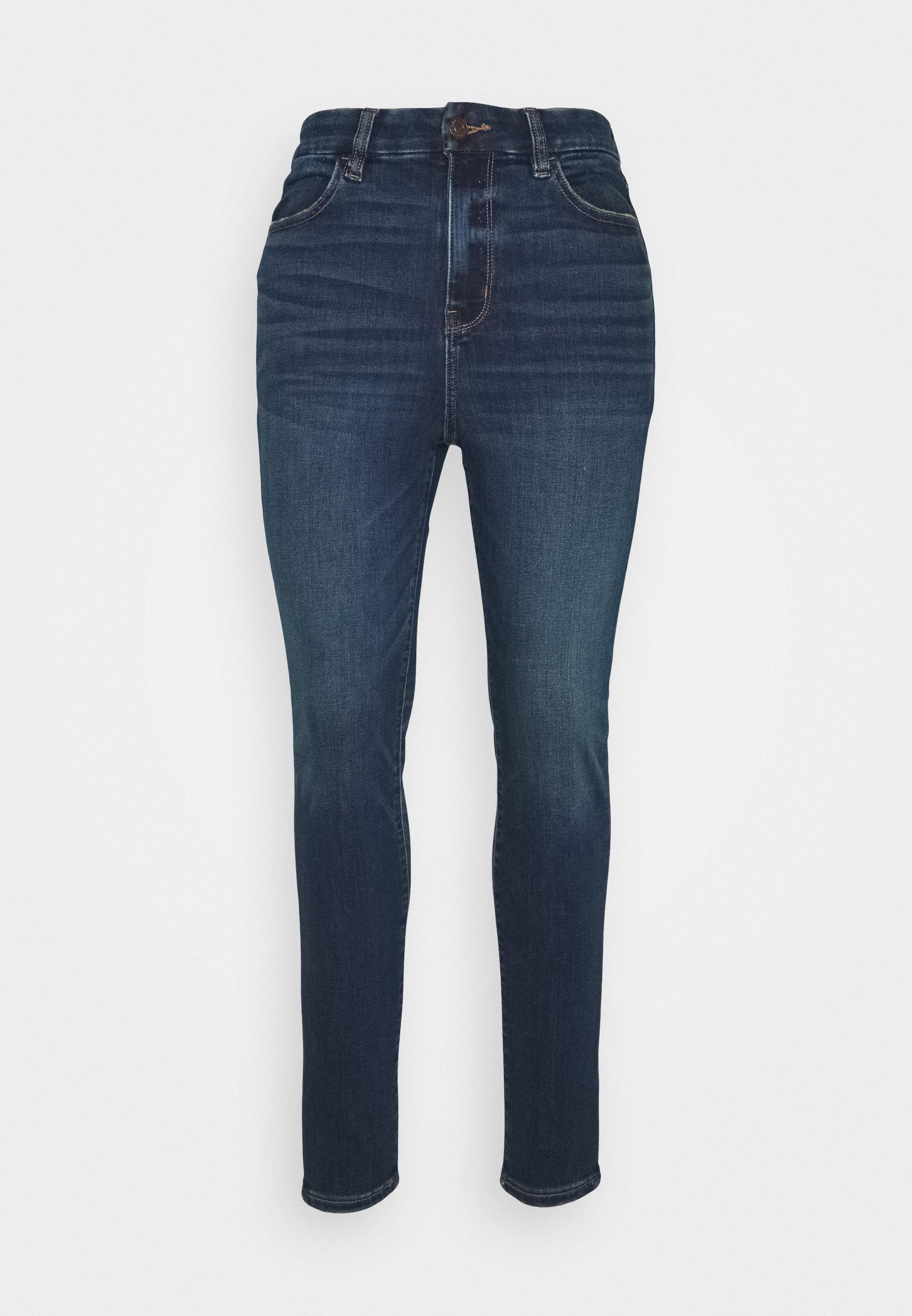 Women CURVY SUPER HIRISE JEGGING - Slim fit jeans