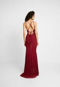 Club L London - Společenské šaty - raspberry - 3