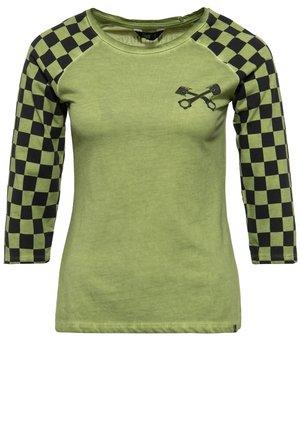 MIT RACING FL - Long sleeved top - grün