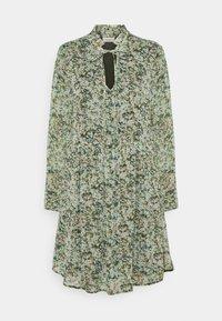 Marc O'Polo DENIM - DRESS PRINT - Sukienka letnia - multi/fresh herb - 0