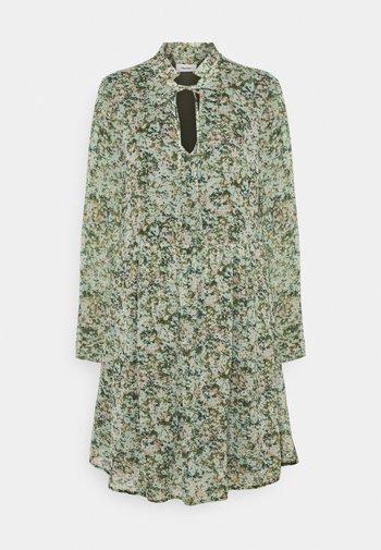 DRESS PRINT - Day dress - multi/fresh herb