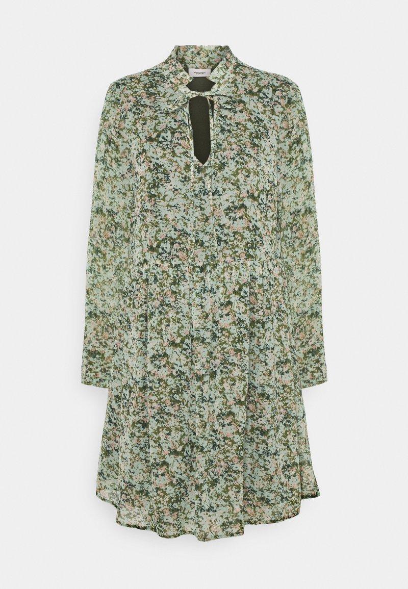 Marc O'Polo DENIM - DRESS PRINT - Sukienka letnia - multi/fresh herb
