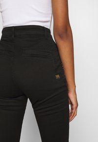 G-Star - WELD HIGH SLIM  - Jeans Skinny Fit - black - 4