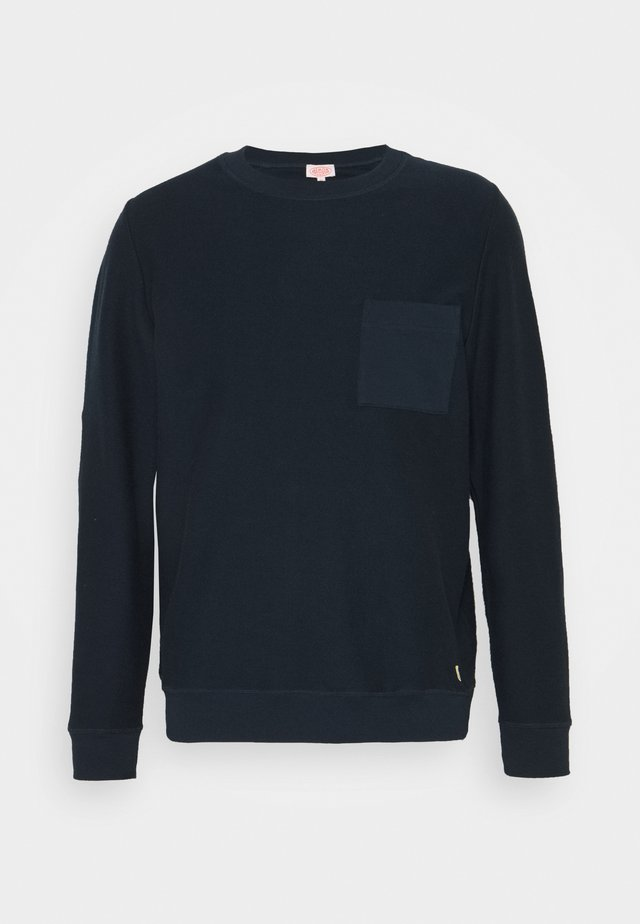 HERITAGE - SWEAT - Sweater - rich navy