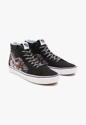 UA COMFYCUSH  - Höga sneakers - (discvry)prjctctplyngtgrs