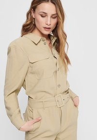 ONLY - LONG SLEEVED - Combinaison - sand - 3
