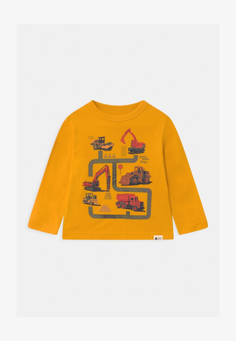 GAP - TODDLER BOY - Long sleeved top - rugby gold