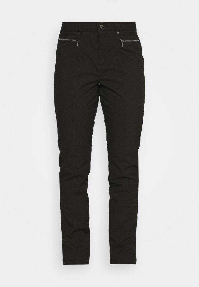 HIETANIEMI - Pantaloni - black