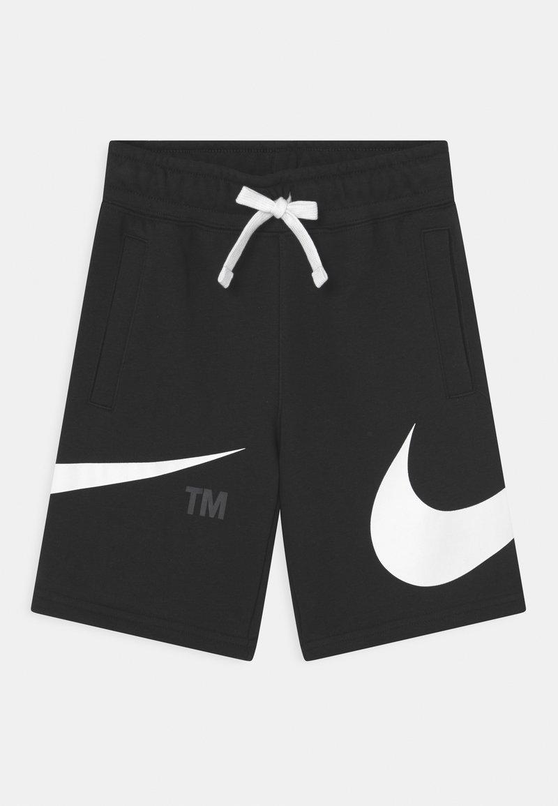 Nike Sportswear - Shortsit - black/white
