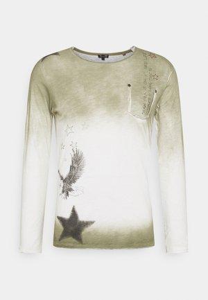 ENDEAVOUR ROUND - Long sleeved top - khaki