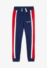 Nike Sportswear - NIKE AIR HOSE FÜR ÄLTERE KINDER - Træningsbukser - blue void/white/university red - 2