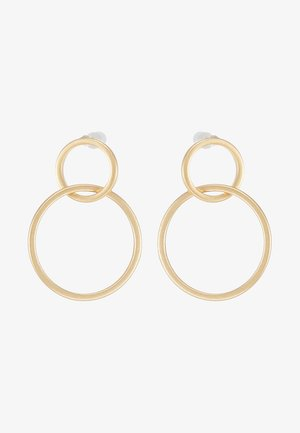 EARRINGS HARPER - Oorbellen - gold-coloured