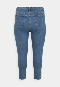 Cotton On Curve - CURVE TAYLOR MOM - Jeans Skinny Fit - blue - 1