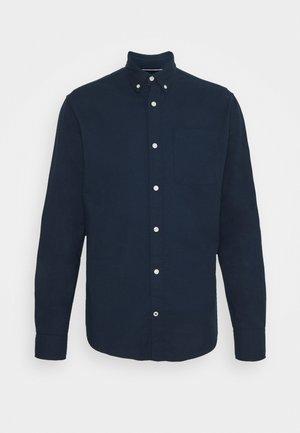 JJEOXFORD SHIRT  - Košile - navy blazer