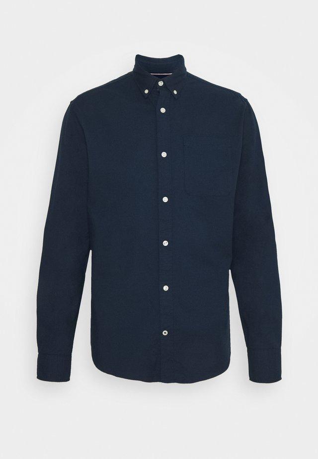 JJEOXFORD SHIRT  - Shirt - navy blazer