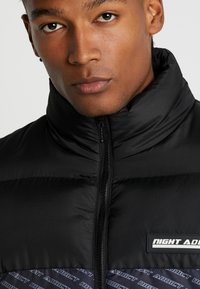 Night Addict - NAMASTER - Winter jacket - black - 4