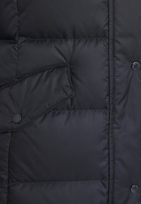 Marc O'Polo - COAT LONG FILLED HOOD FLAP POCKETS - Down coat - midnight blue - 4