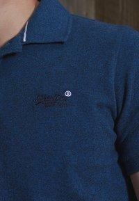 Superdry - Polo shirt - dark blue - 1
