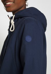Q/S designed by - MANTEL - Parka - navy - 4