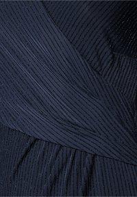 Vera Mont - Shift dress - dark blue/dark blue - 4