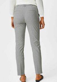 C&A Premium - Trousers - grey - 2