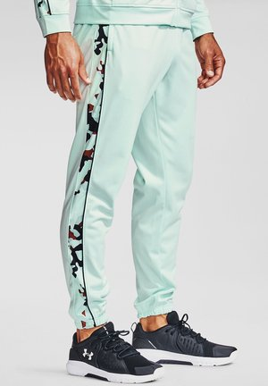 SPORTSTYLE  - Tracksuit bottoms - seaglass blue