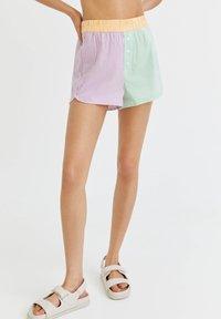 PULL&BEAR - Shorts - multi-coloured - 0