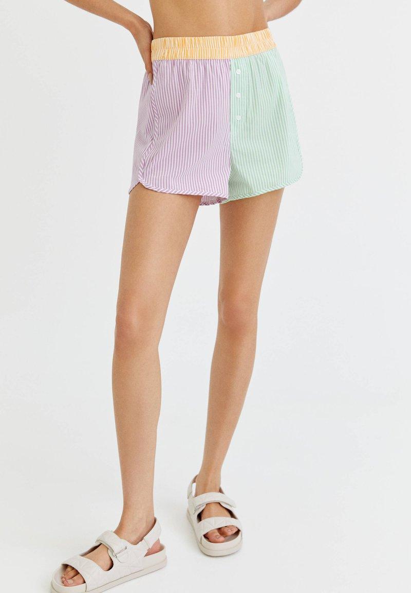 PULL&BEAR - Shorts - multi-coloured