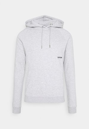 UNISEX - Hoodie - mottled light grey