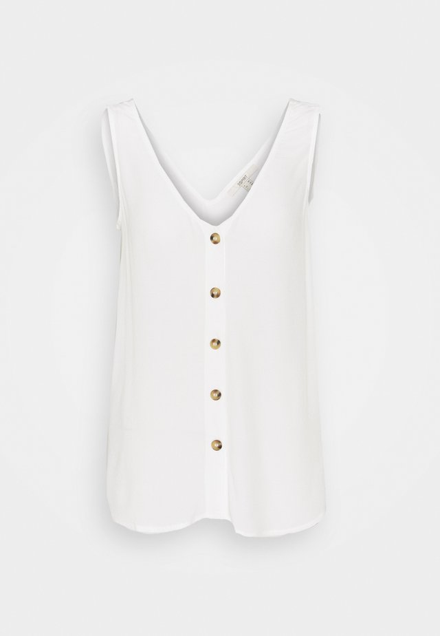 MAROCIAN - Blouse - off white