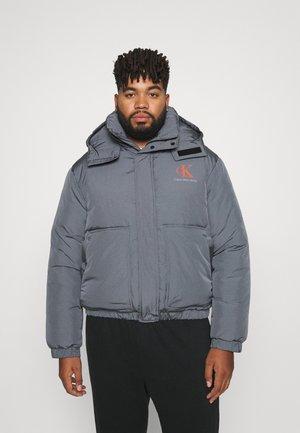 OVERSIZED PUFFER JACKET - Winter jacket - shining armor