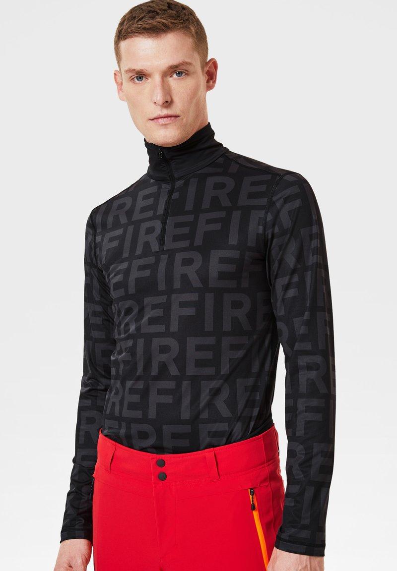 Bogner Fire + Ice - PASCAL - T-shirt à manches longues - black
