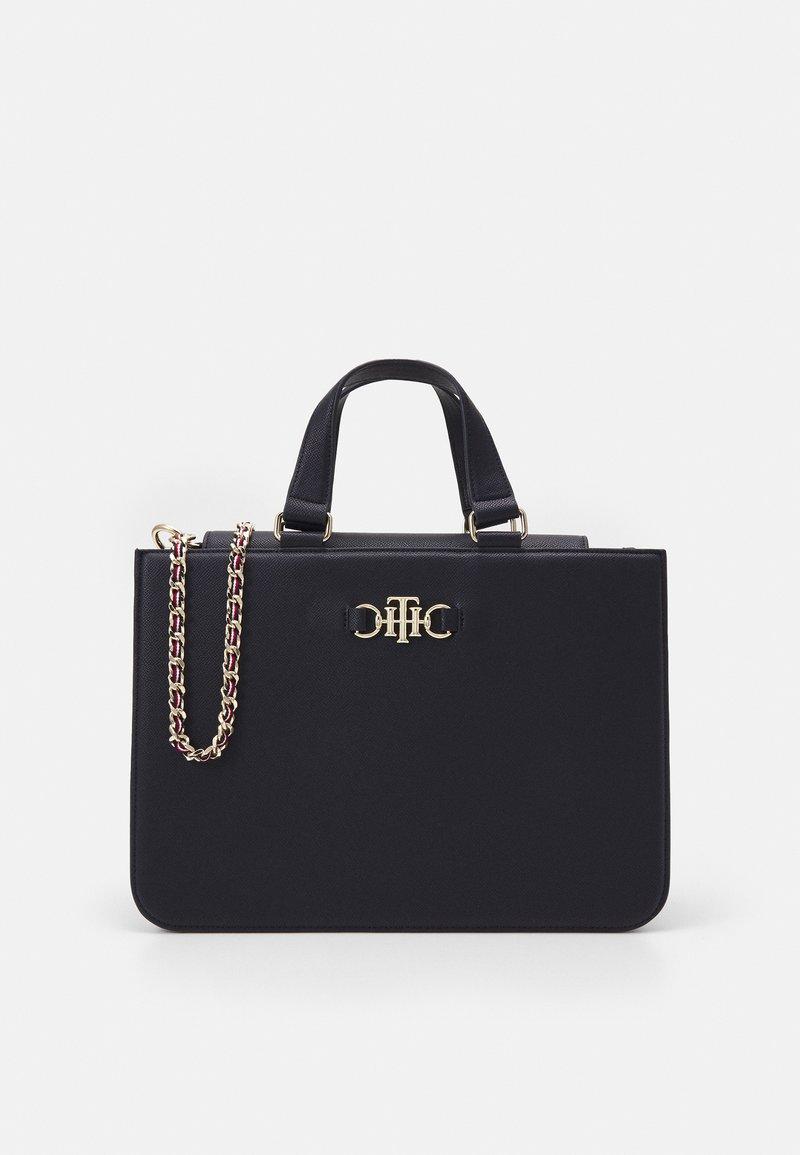Tommy Hilfiger - CLUB TOTE - Handbag - blue