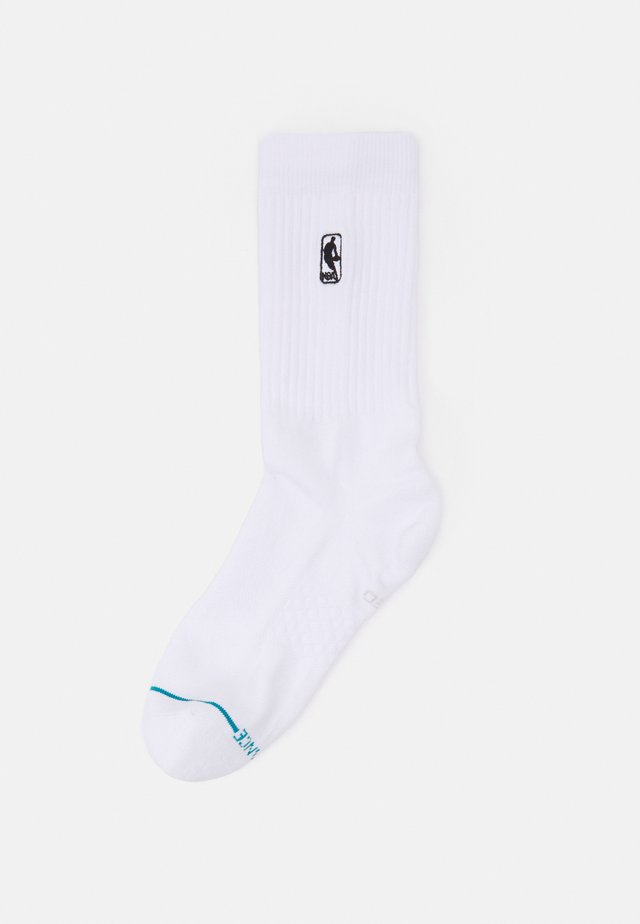 NBA LOGOMAN - Sports socks - white