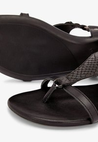 Bianco - BECCA - Sandals - black - 5
